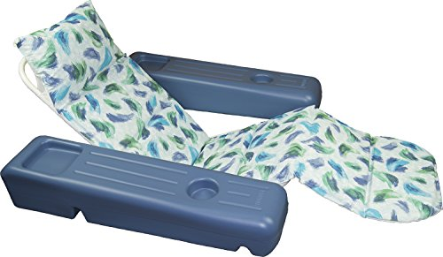 Poolmaster Sienna Blue Floating Lounge