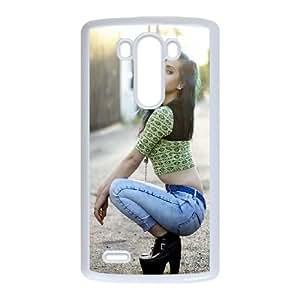 Dani Artaud LG G3 Cell Phone Case White Pretty Present zhm004_5940416