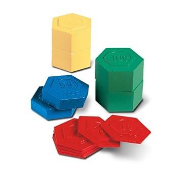 Eta Hand2mind Hexagram Mass Set 0