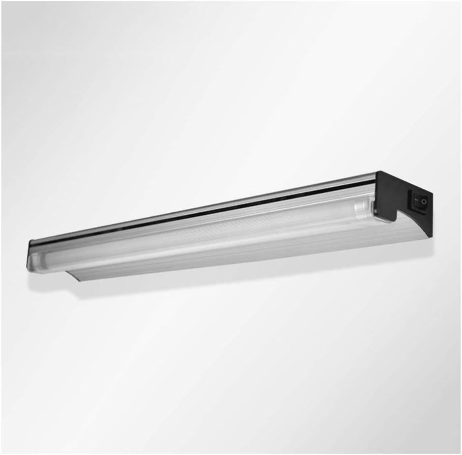 SHUAI Beautiful lamp *LED Bathroom Living Room Vanity Mirror Light Mirror Cabinet Light Wall Lamp Modern Minimalist Black 3 Light Source