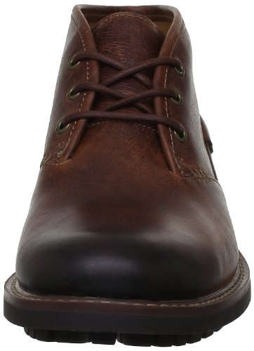 86efd21905db8 Clarks Mens Casual Montacute Duke Leather Boots Lace-Ups: Amazon.co.uk:  Shoes & Bags