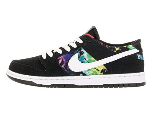 Nike Dunk Lave Mænd Pr Iw Sneakers Sort (sort / Hvid Multi-farve) GtkAJ