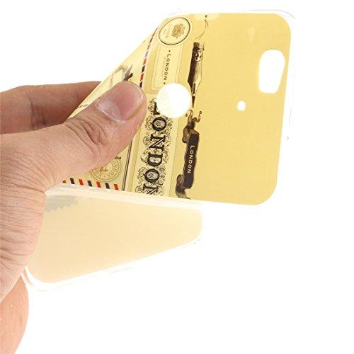 De 6P Silicone En Motif Protection Hozor Fit Big Cas Bord Couverture Ben Nexus TPU Arrière Peint Transparent Huawei De Scratch Cas Résistant Slim Souple Antichoc Téléphone q8wzxEUw