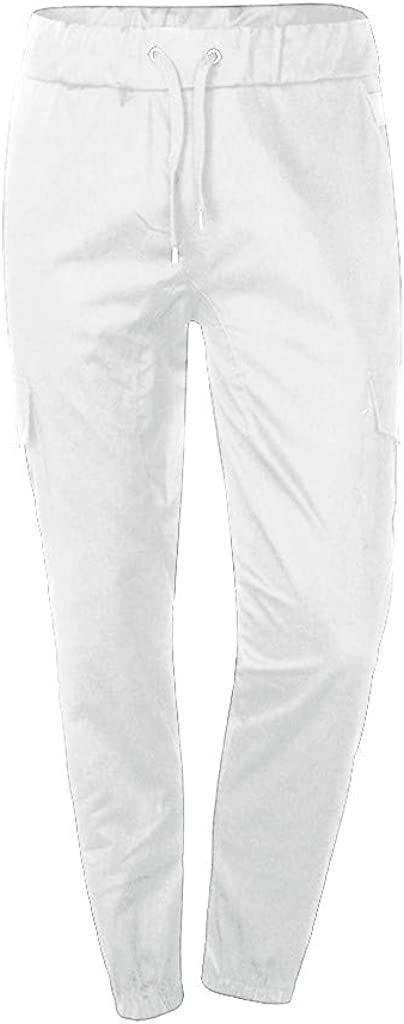 Mens Sweatpants F/_Gotal Men/'s Casual Plain Drawstring Elastic Waist Solid Baggy Sports Running Jogger Pants Trouser
