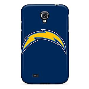 Great Hard Cell-phone Cases For Samsung Galaxy S4 (KmA10255oIrT) Allow Personal Design Attractive San Diego Chargers Skin