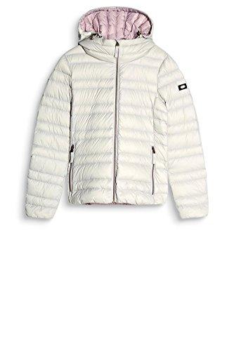 Femme Blouson Esprit edc by Gris 055 Ice xwSqOqEtC