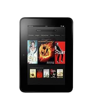 """Kindle Fire HD 7"""" (17 cm), audio Dolby, wifi de doble banda, 16 GB - Incluye Ofertas especiales [generación anterior]"""