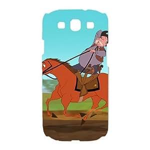 Samsung Galaxy S3 I9300 Phone Case White Home on the Range Sam the Sheriff KLI5085472