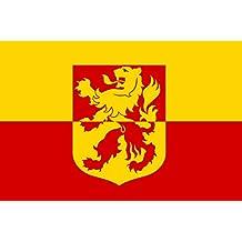 magFlags Bandera Large Alblasserdam vlag | Gemeente Alblasserdam, Zuid-Holland | bandera paisaje | 1.35m² | 90x150cm