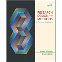 Research Design and Methods: A Process Approach with PowerWeb