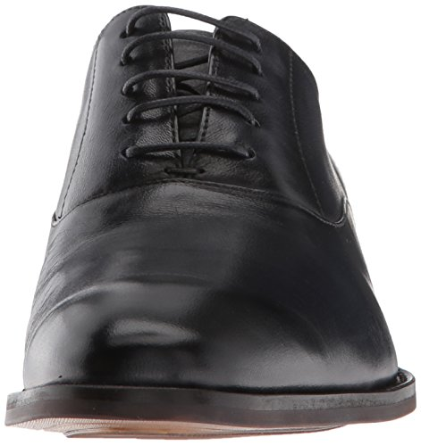 Pictures of Steve Madden Men's Driscoll Oxford Navy DRIS01M1 Navy Leather 5