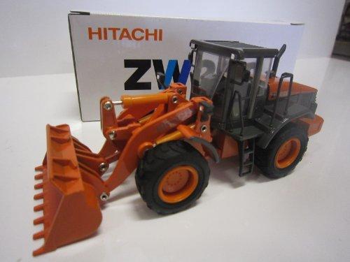 1/50 HITACHI ZW220 「日立建機オフィシャルダイキャスト建機モデル」 HITA001006