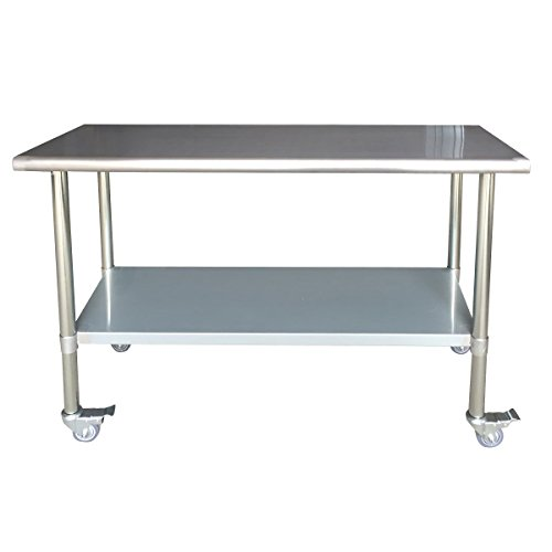 SSWTWC60 Stainless Steel Work Table