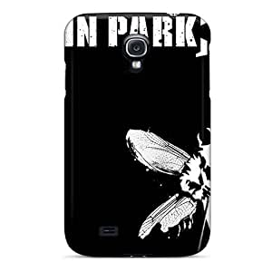 Shock Absorbent Cell-phone Hard Cover For Samsung Galaxy S4 With Unique Design Attractive Linkin Park Series VIVIENRowland