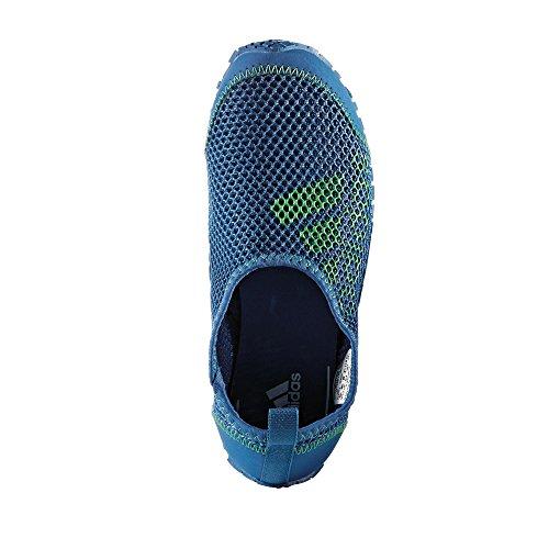 adidas KUROBE K - Zapatillas para aguapara niños, Azul - (AZUBAS/AZUBAS/VERENE), -6