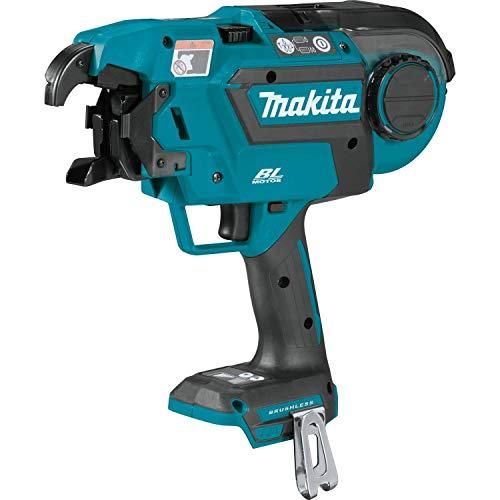 18v Cordless Rebar Cutter - Makita XRT01ZK 18V LXT Brushless Rebar Tying Tool