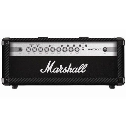 Amplifier Head Solid (Marshall MG100HCFX MG Series 100-Watt Guitar Amp Head)