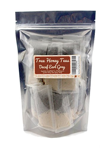 Real Honey Tea Bags (Decaf Earl Grey) by True Honey Teas