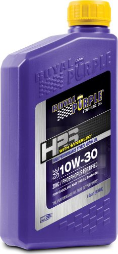royal-purple-31130-hps-10w-30-high-performance-street-synthetic-motor-oil-with-synerlec-1-qt