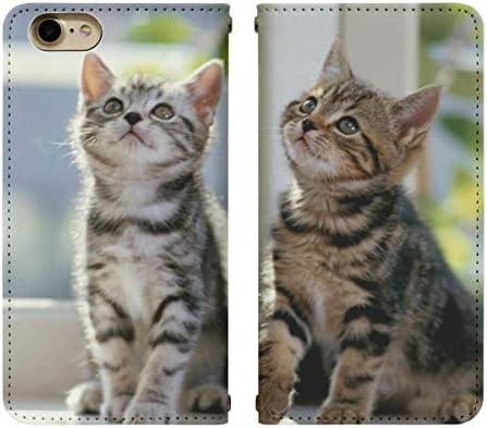 iPhone XR ベルト無し 手帳型 スマホケース スマホカバー bn438(C) 猫 ねこ ネコ キャット アイフォン 10 アイホン テン スマートフォン スマートホン 携帯 ケース アイフォンXR アイフォンテンR アイフォン10R 手帳 ダイアリー フリップ スマフォ カバー