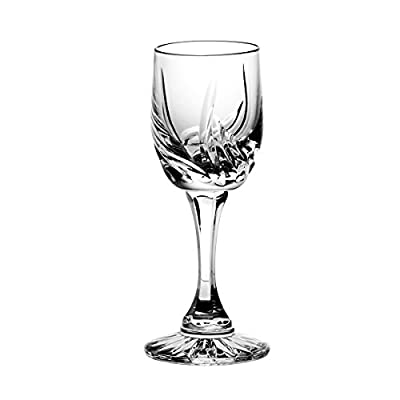 Set of crystal liqueur glasses 6 pcs - 5797