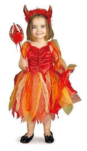 Devilicious Costume - Toddler (Girl Devil Costume)