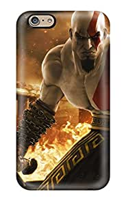 Hot Tpu Cover Case For Iphone/ 6 Case Cover Skin - Kratos In God Of War