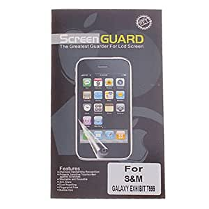 Buy Professional Clear Anti-Glare LCD Screen Guard Protector for Samsung Galaxy Exhibit T599
