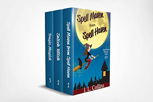 Spell Maven Mysteries: The Complete Series by [Collins, J. L.]