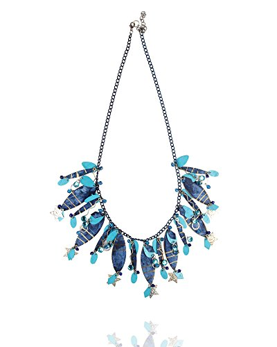 Italo Series Necklace | adjustable Size | Elegant women necklace | Harp (Parma) ()