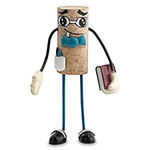 Epic Products Corks Gone Dorky Corky Wild Collectable Figurine, Multicolor