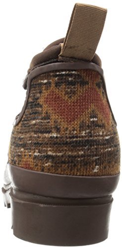 Muk Luks Womens Libby Rainboots Rain Shoe Brown