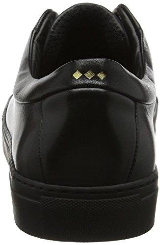 01 Sneaker Royal RepubliQ Shoe Base Spartacus Nero Uomo Black Blk zXAxnzO