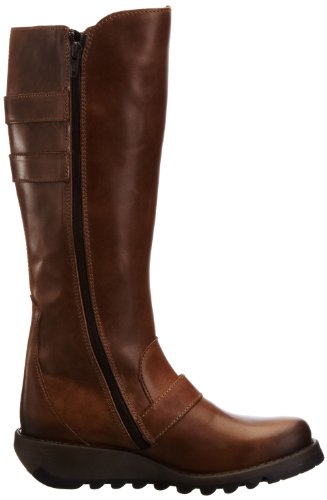 Donna Camel Solv 003 London Marrone da Stivali Fly qxIgTvwn