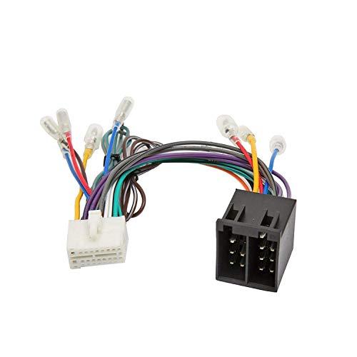Inex Clarion NX ISO Wiring Harness Connector Adaptor Car Stereo Radio Loom CLA-100: