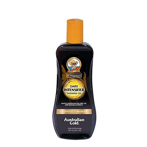 5. Australian Gold Dark Tanning Oil Intensifier