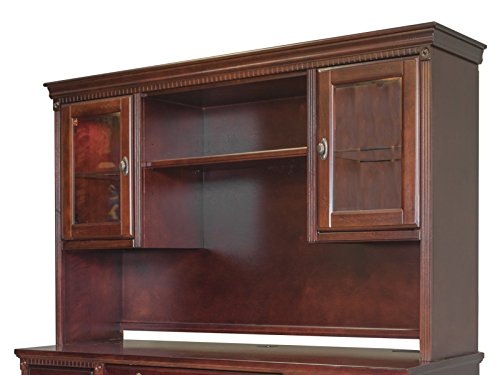 Martin Furniture Huntington Club Storage Hutch, Fully Assembled (Huntington Club Furniture Martin)