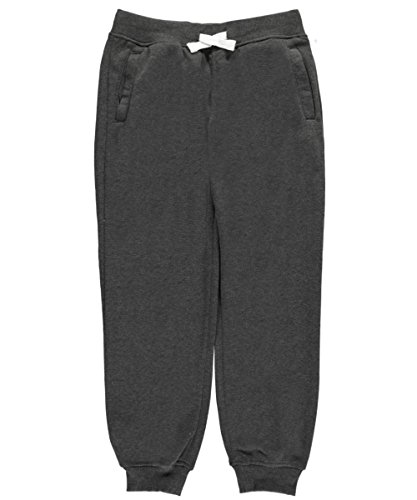 Southpole Big Boys' Active Basic Fleece Jogger Pants