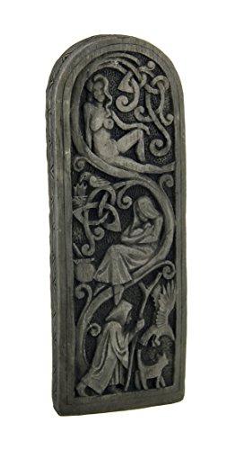 (Zeckos Maiden Mother Crone Decorative Bas Relief Wall Hanging)