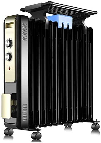 ヒーター、インテリジェント一定の温度及びドライ服加湿機能一定温度で2100Wハイパワー家庭用アンチ火傷電気ヒーター