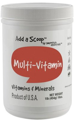 Add a Scoop Multi Vitamin Blend by Smoothie Essentials - 1lb …