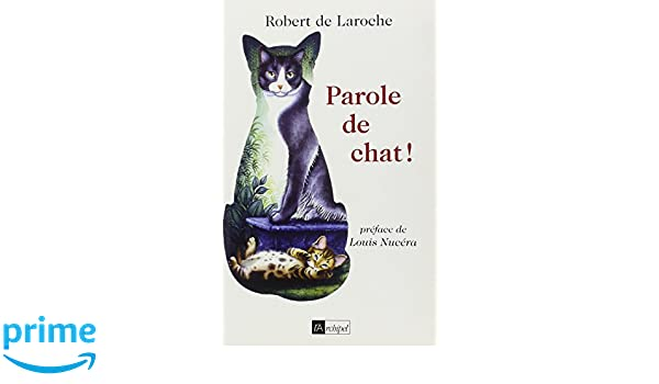 Parole de chat! (Archipel.Archip): Amazon.es: Robert de ...