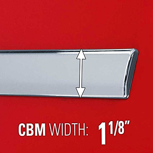 Dawn Enterprises CBM-300-10113839 Chrome Body Molding