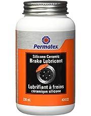 Permatex 24122 Silicone Ceramic Brake Lubricant, Orange, 236ml