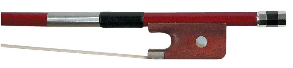 J. LaSalle LB-10B Brazilwood Student Series Bass Bow - 4/4-3/4 Size