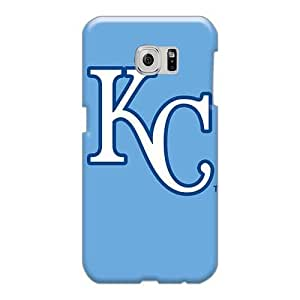 Perfect Cell-phone Hard Covers For Samsung Galaxy S6 With Customized High-definition Kansas City Royals Image ZabrinaMcVeigh