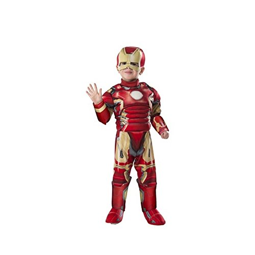Rubies Iron Man Marvel Costume Toddler 3T-4T  sc 1 st  Marvelous Geeks & Iron Man Costumes u003c Iron Man | Marvelous Geeks