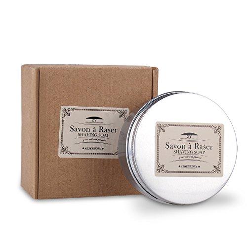 Male Shaving soap Goat Milk Scent-200g (Milk Shaving)