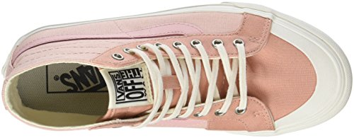 Sand Unisex Clay Decon Sf R36 Evening Trainers Adults' Hi Vans Muted Top Sk8 138 Hi Pink 1Hq7p7