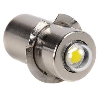 Nite Ize High Power LED Upgrade Bulb for C/D Flashlights, 74 Lumen Bulb